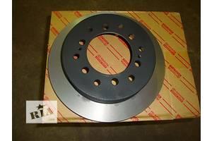 Тормозные диски Toyota Land Cruiser Prado 120