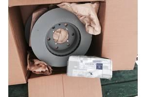 б/в Гальмівні диски Mercedes Sprinter