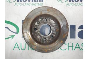 Тормозной диск перед. Dacia LOGAN 2005-2008 (Дачя Логан), БУ-178026