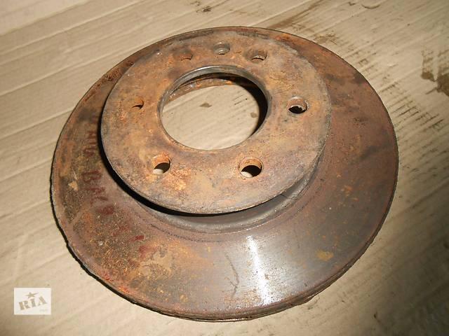 купить бу Тормозной диск передний Фольксваген Крафтер Volkswagen Crafter 2006-10гг. в Ровно