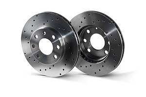 Новые Тормозные диски Peugeot Boxer груз.