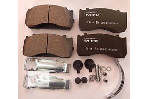 Новые Тормозные колодки комплекты Volvo