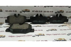 Тормозные колодки задние Mercedes Vito W639 Metelli 22-0576-0