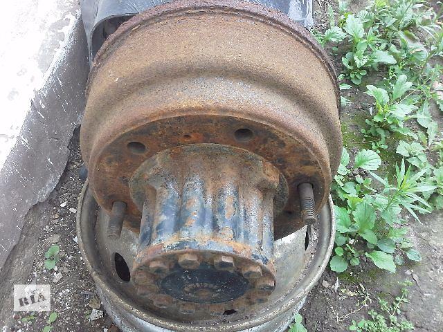 Тормозний барабан задній на Ман L2000 М2000  8.163 8.150 14.224 14.272 15.285- объявление о продаже  в Виннице