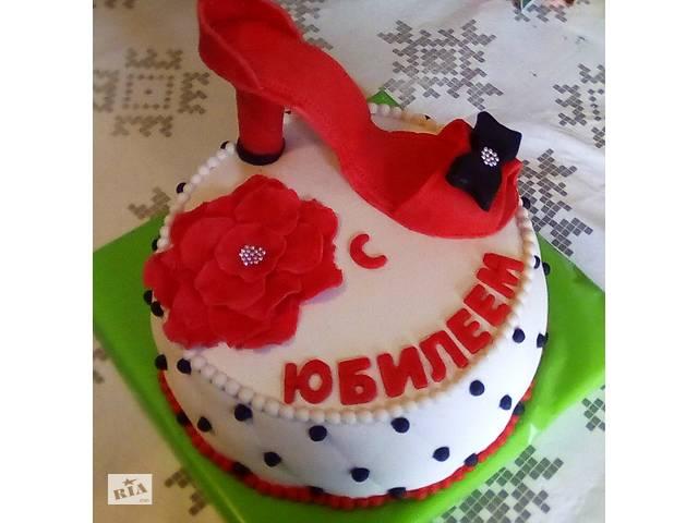 купить бу торт на заказ в Кривом роге  в Украине