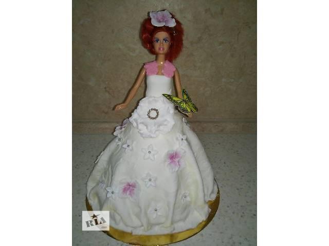 продам Торт в виде куклы бу в Киеве
