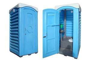 Біотуалет. Туалетна кабіна