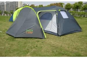 Новые Палатки четырехместные Coleman