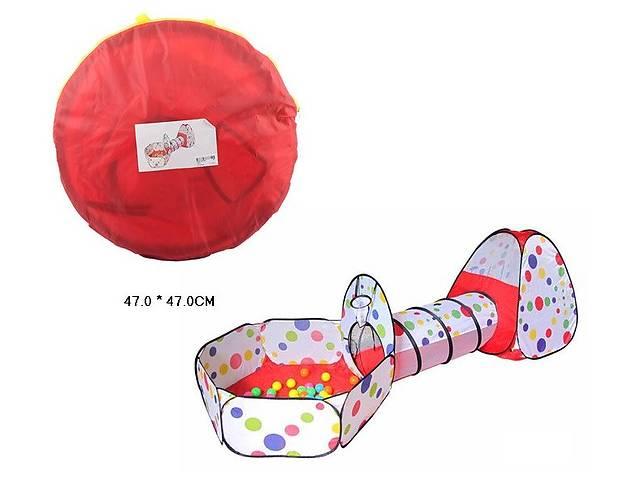 Детская игровая палатка-манеж с баскетбольным кольцом 138-3- объявление о продаже  в Одессе