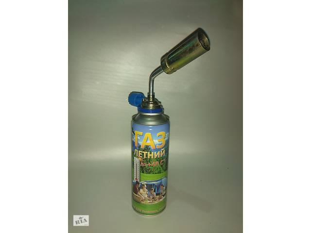 Газова пальник з балоном газу- объявление о продаже  в Кривому Розі