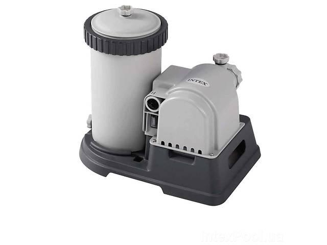 купить бу Картриджный фильтр насос Intex 28634, 9 463 л/ч, тип B в Одессе