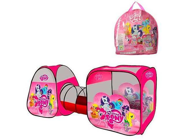 Палатка с тоннелем My Little Pony M 3774- объявление о продаже   в Украине