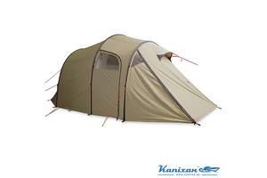 б/у Палатки четырехместные Tatonka