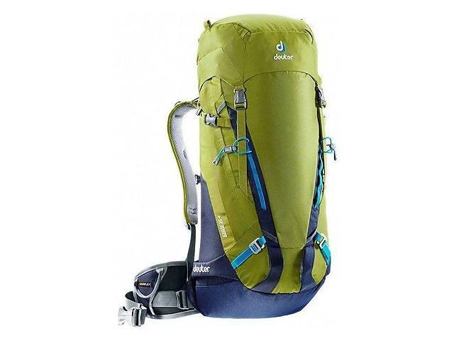 Рюкзак Deuter Guide 35+ (Зелено-синий moss-navy)- объявление о продаже  в Дубно