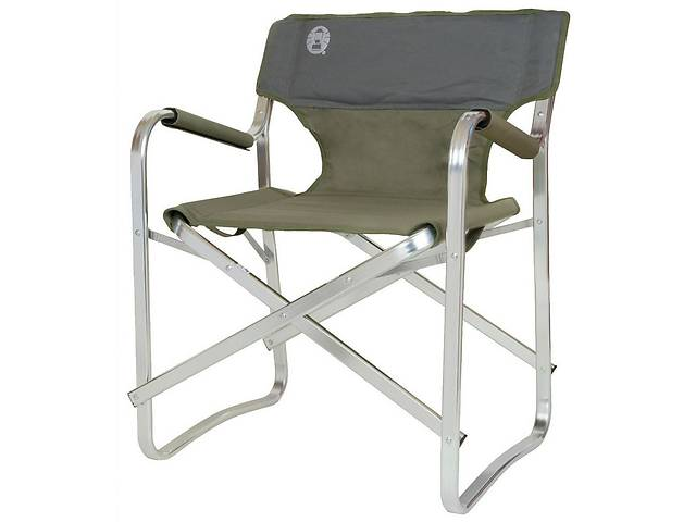 продам Стул Coleman Deck Chair Green (205470) бу в Харькове
