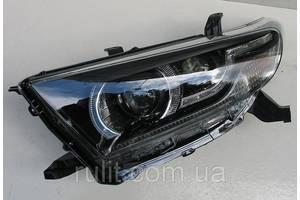 Нові фари Toyota Highlander