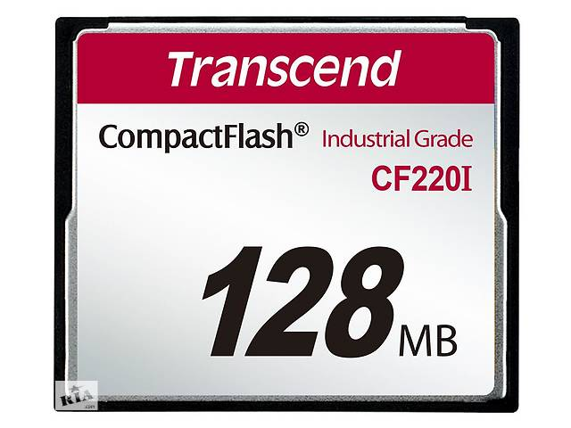 купить бу TS128MCF220I Transcend 128MB Industrial CF Card 220X (UDMA5) в Киеве