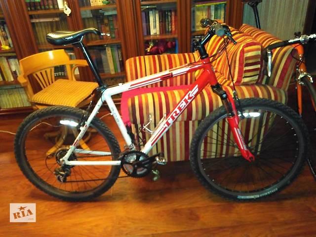 Trek 3700 розмір рами 19,5 велосипед- объявление о продаже  в Киеве