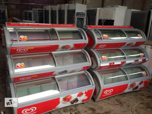 продам Трёхярусная морозильная витрина бу в Чугуеве
