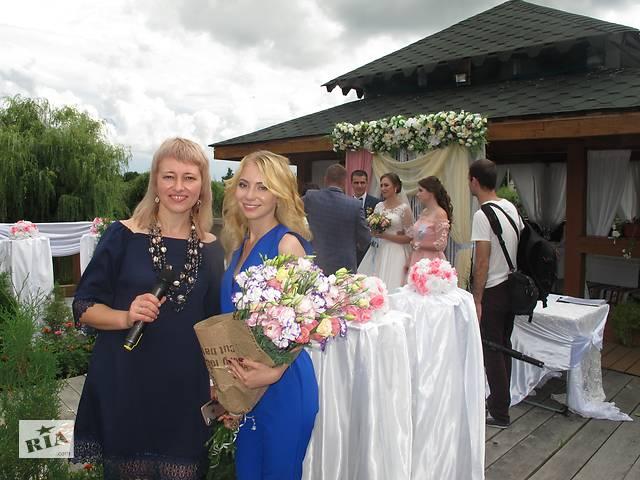 Ведущая очаровательно фееричной свадьбы Винница- объявление о продаже  в Виннице