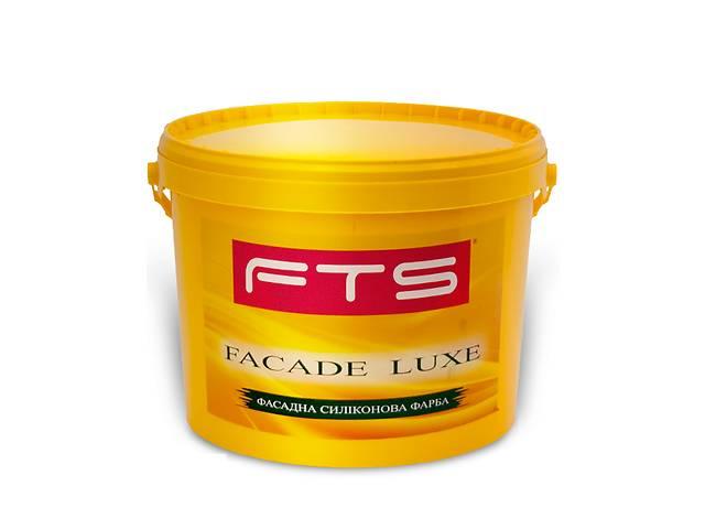 Фасадная силиконовая краска FTS FACADE LUXE 10 л.- объявление о продаже  в Полтаве