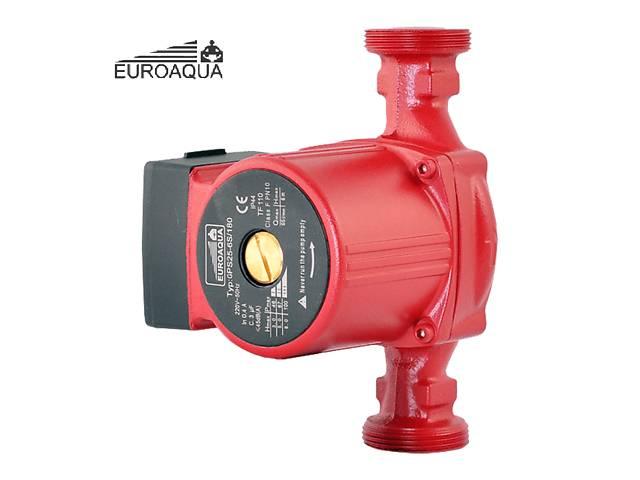 купить бу Циркуляционный насос EUROAQUA GPS 25-40/180 + гайки в Виннице