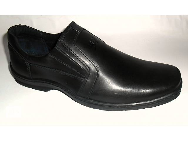 Туфли м 83 (натуральная кожа)- объявление о продаже  в Кропивницком (Кировоград)