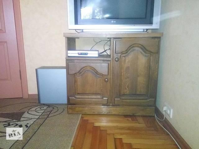 бу Тумба дубовая, комод деревянный под ТВ, аудио в Киеве