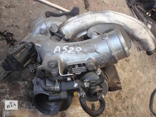 продам турбина для Skoda Octavia A5, 2.0tfsi, 06F145701D бу в Львове