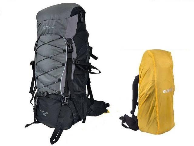 купить бу Туристический рюкзак Hi-Tec Traverse 65 л, в наличии в Львове