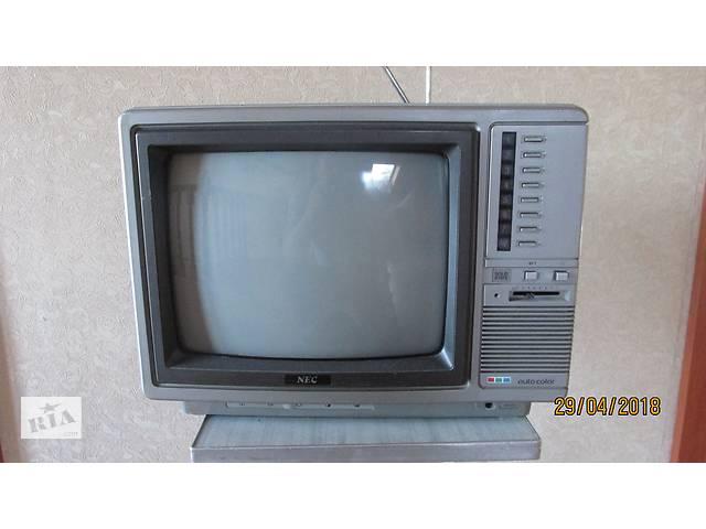 Цветной телевизор NEC- объявление о продаже  в Тернополе