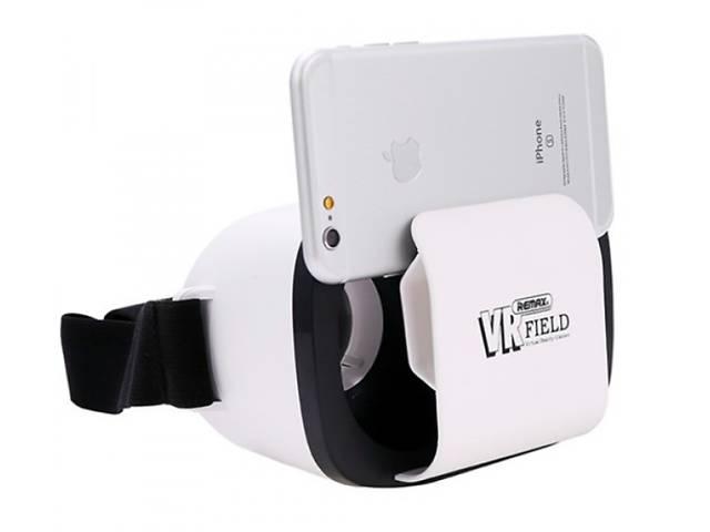 Окуляри віртуальної реальності REMAX 3D Field RT-V02 - Телевізори в ... 71bc100b907d7