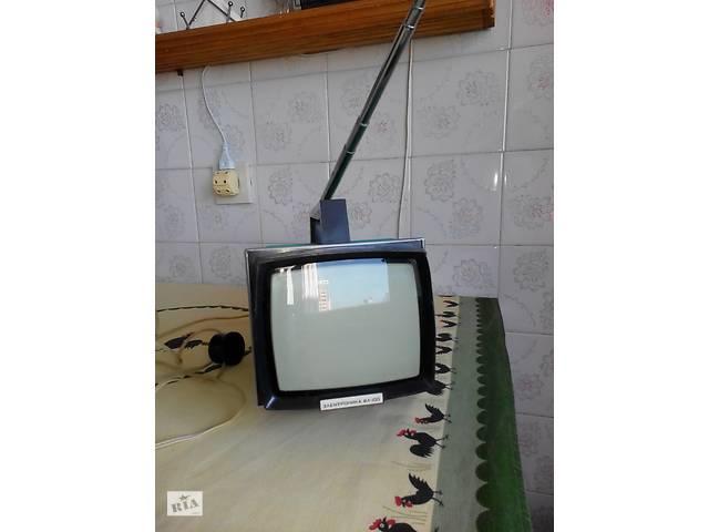 Телевизор Электроника ВЛ-100- объявление о продаже  в Киеве