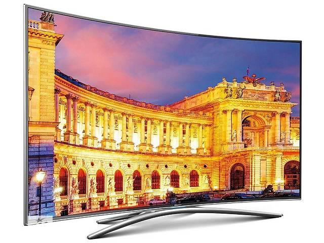 Телевизор Hisense UB55EC870 - 55-дюймовый 3D-изогнутый смарт-телевизор с  ультра HD 5fd1cd83780d1