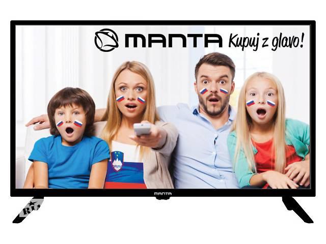бу Телевизор Manta 32LHN19S (HD, 60, DVB-C/T2) в Луцке
