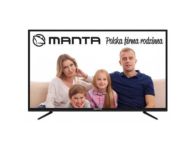 Телевизор Manta LED60LUA58L (PQV 400Гц, UltraHD 4K, Smart, Android TV 4.4, DVB-C/T2)- объявление о продаже  в Луцке
