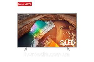 Телевизор Samsung QE49Q67R (PQI 2500Гц, UltraHD 4K, Smart, Quantum HDR 4x, DVB-C/T2/S2, Tizen 5.0)