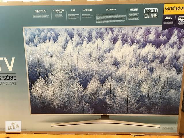 В НАЛИЧИИ телевизор Samsung UE55MU6402 (UltraHD/4K, HDR, smart) MU6400- объявление о продаже  в Луцке