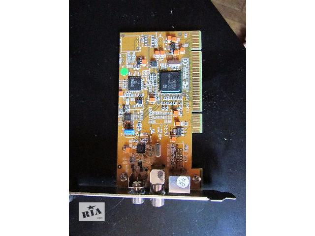 купить бу ТВ-тюнер Acer ASPIRE E380 TV tuner AGP card в Луцке
