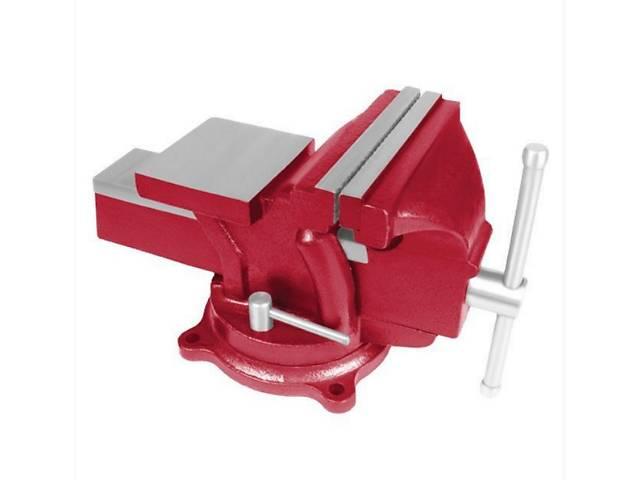 купить бу Тиски слесарные поворотные 150 мм в Сумах