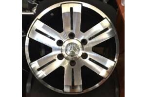 Титаны R16 6x130 Mercedes Sprinter (Дельфин), Volkswagen Crafter