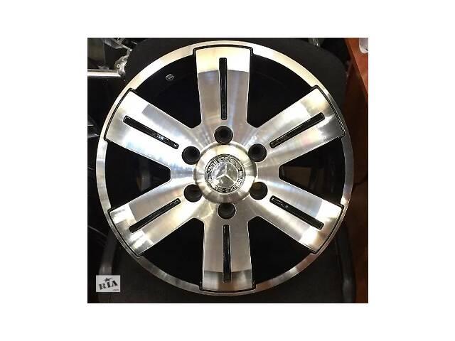 купить бу Титаны R16 6x130 Mercedes Sprinter (Дельфин), Volkswagen Crafter в Днепре (Днепропетровск)