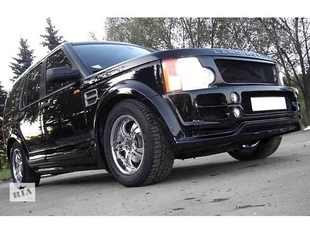 бу Тюнинг обвес бампер спойлер решетка Land Rover Discovery 3 / 4  в Киеве