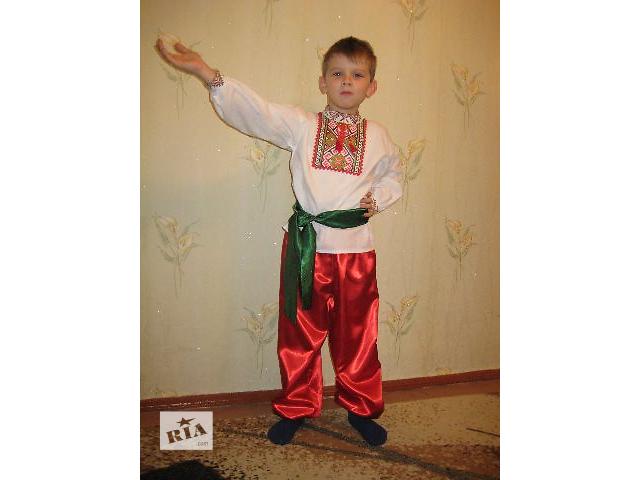 Украинец - национальный костюм на прокат- объявление о продаже  в Николаеве