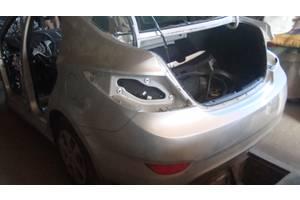 Усилители заднего/переднего бампера Hyundai Accent