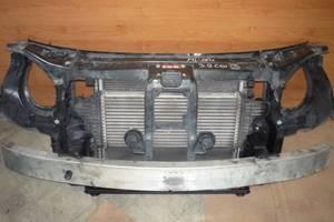 Усилители заднего/переднего бампера Mercedes ML 420