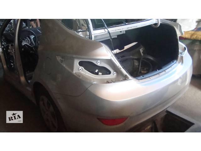 бу  Усилитель заднего/переднего бампера для легкового авто Hyundai Accent в Умани