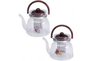 Нові Заварювальні чайники Wellberg