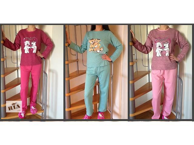 продам Подростковая байковая пижама р. XS (38-40) бу в Вышгороде