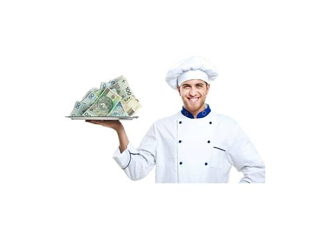 бу Комфортное, современное заведение открывает вакансии:Старший смены и помощник повара в Виннице